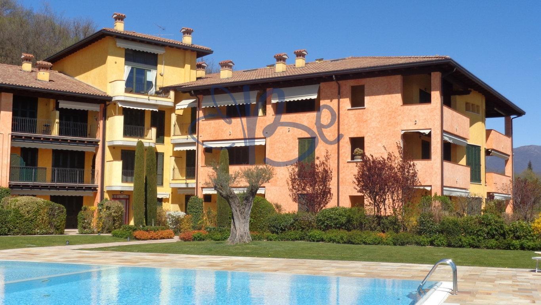 Bilocale Puegnago sul Garda Via Pauletta 8
