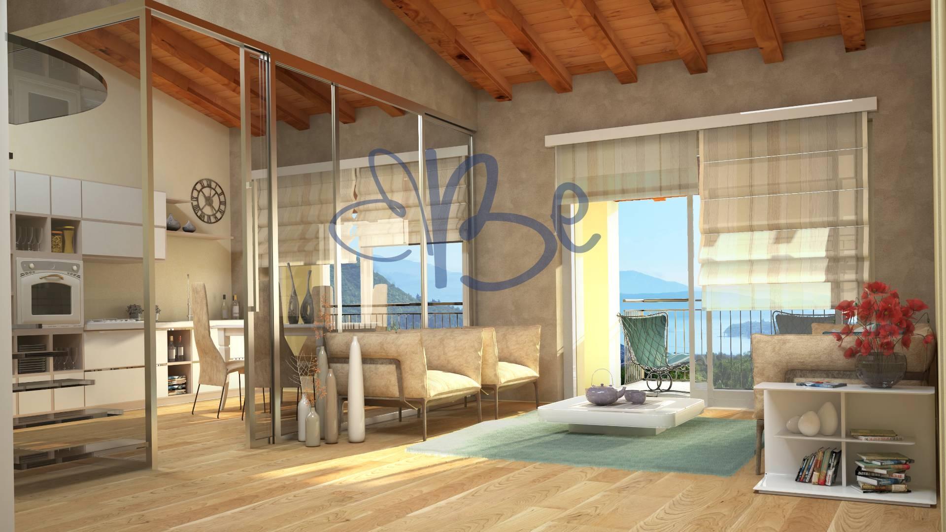 Appartamento in vendita a Roè Volciano, 3 locali, prezzo € 260.000 | Cambio Casa.it