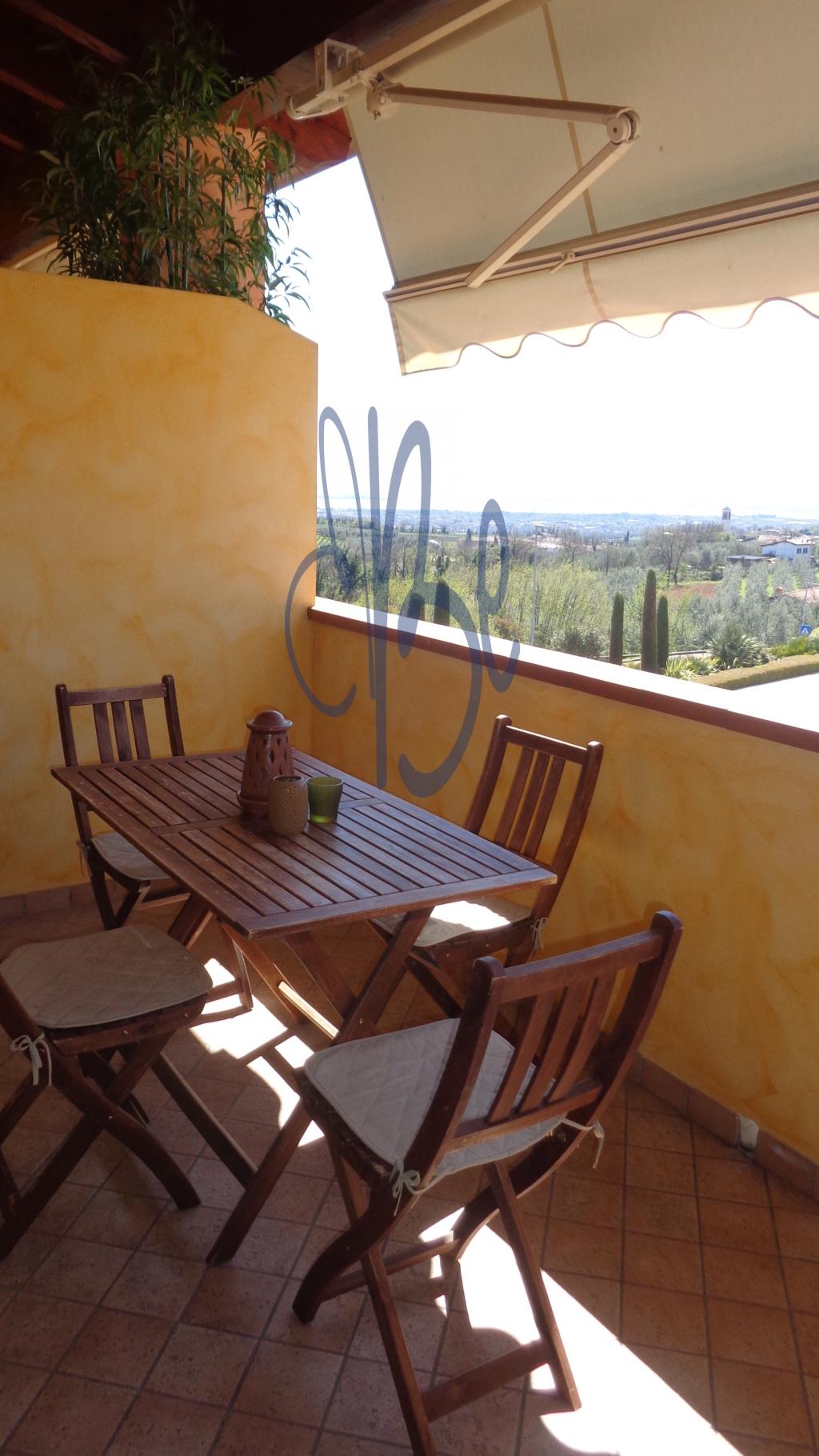Bilocale Puegnago sul Garda Via Borgo Alto 4