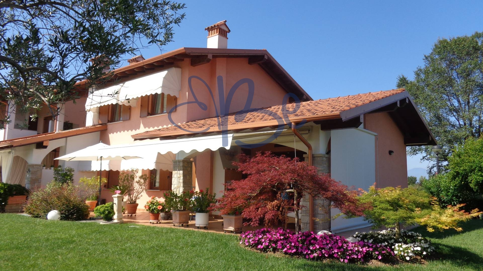 Villa a Schiera in vendita a Moniga del Garda, 4 locali, prezzo € 430.000 | Cambio Casa.it
