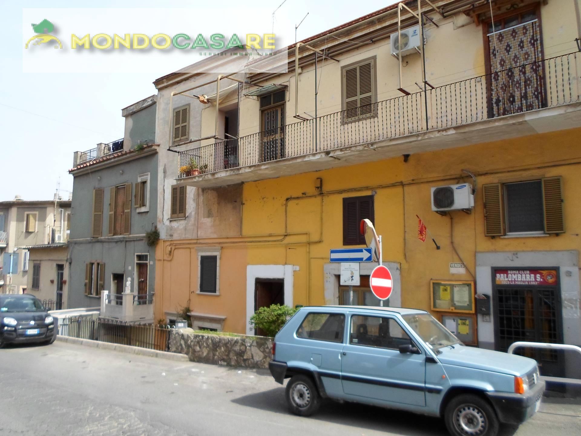 Appartamento in vendita a Palombara Sabina, 2 locali, zona Località: ZonaBPalombaraSabina, prezzo € 66.000 | Cambio Casa.it