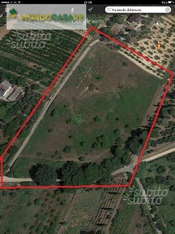 Terreno Agricolo in vendita a Palombara Sabina, 9999 locali, prezzo € 27.000 | Cambio Casa.it