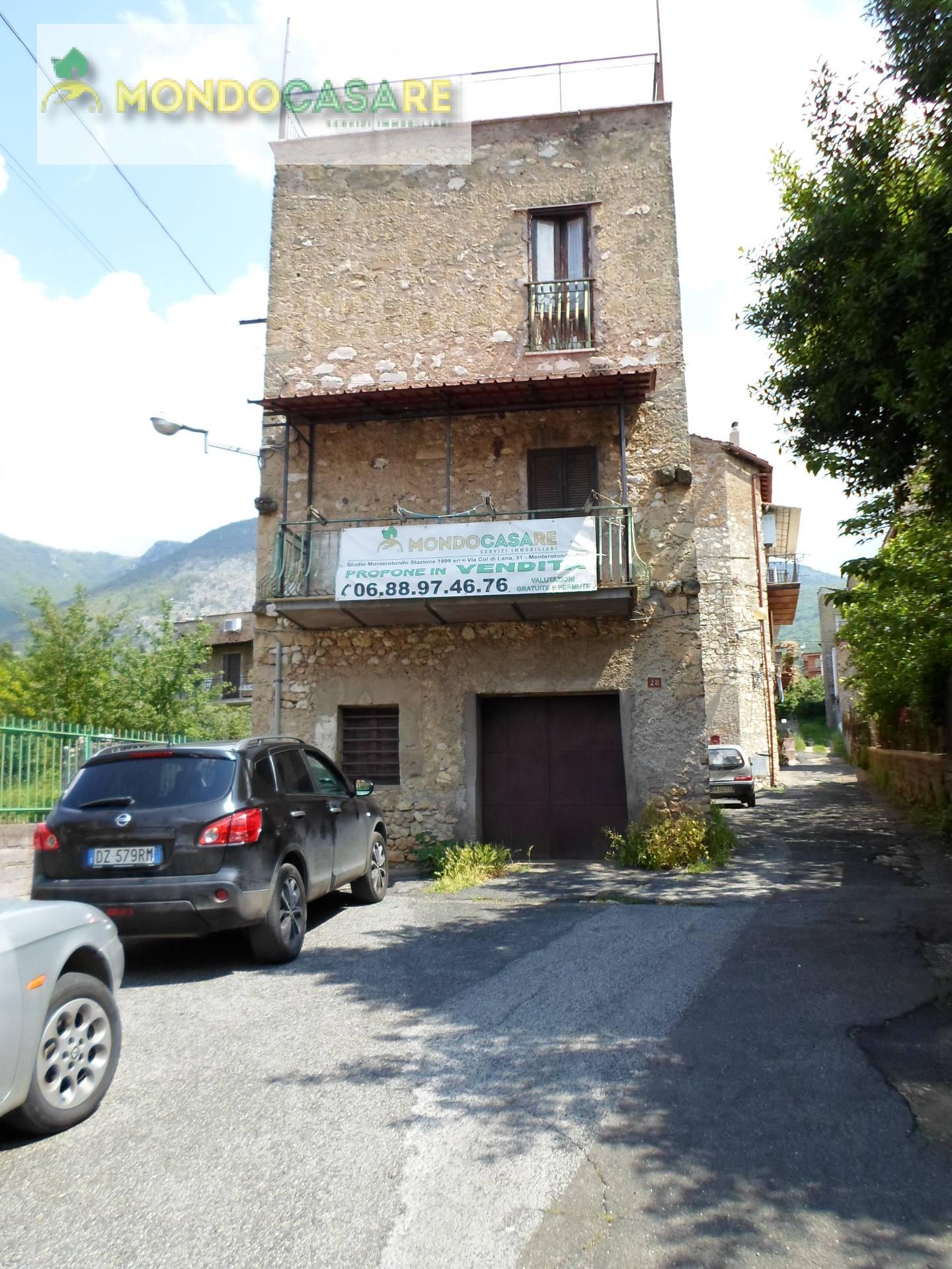 Appartamento in vendita a Marcellina, 3 locali, prezzo € 29.000 | Cambio Casa.it