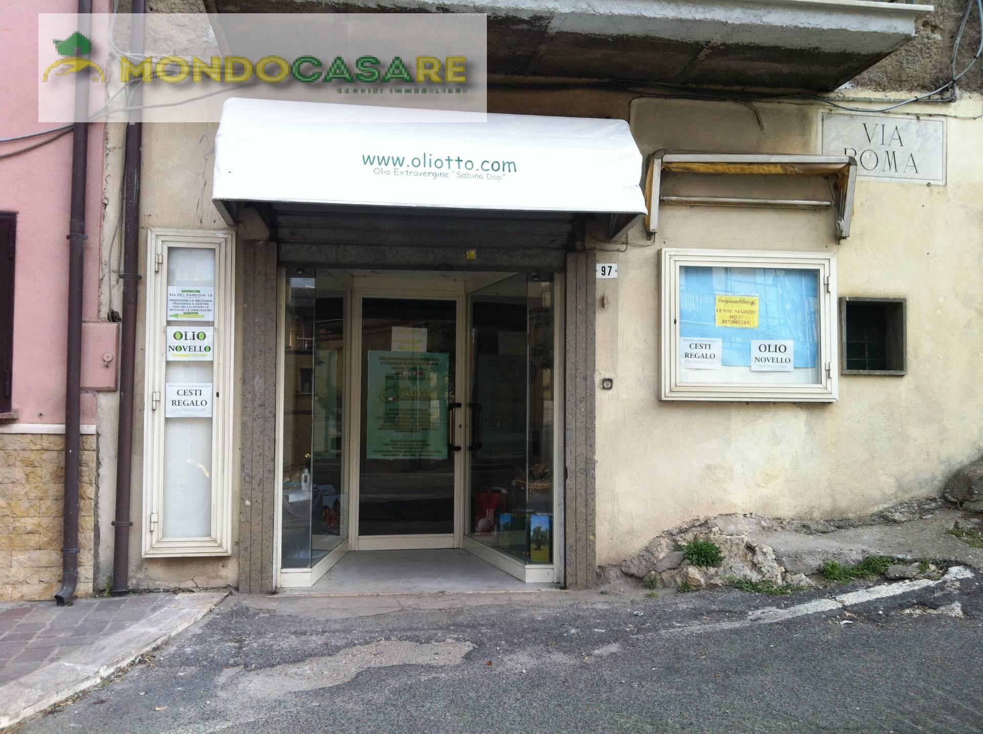 Attività / Licenza in affitto a Moricone, 9999 locali, prezzo € 39.000 | Cambio Casa.it