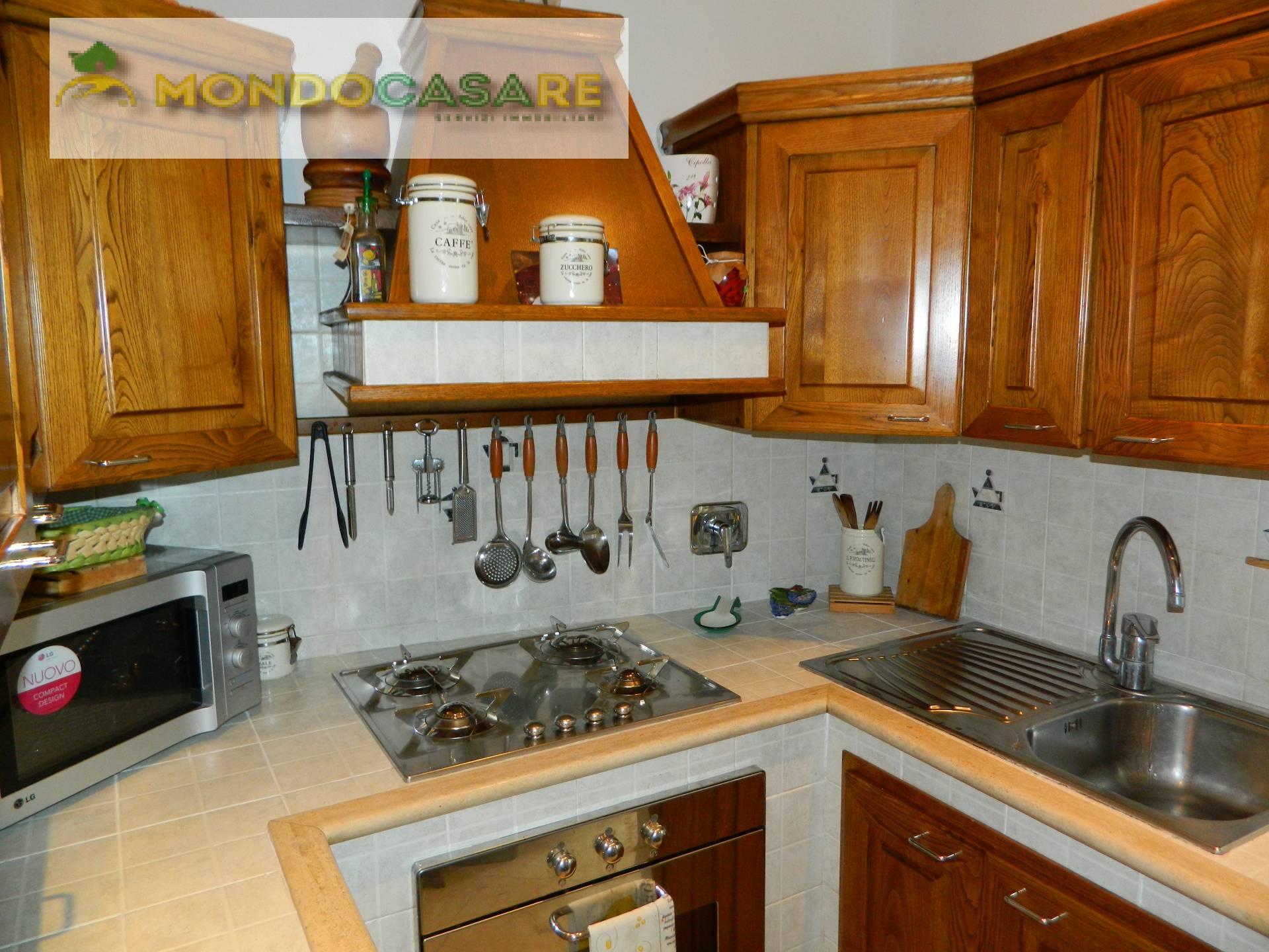Appartamento in affitto a Marcellina, 3 locali, prezzo € 430 | CambioCasa.it