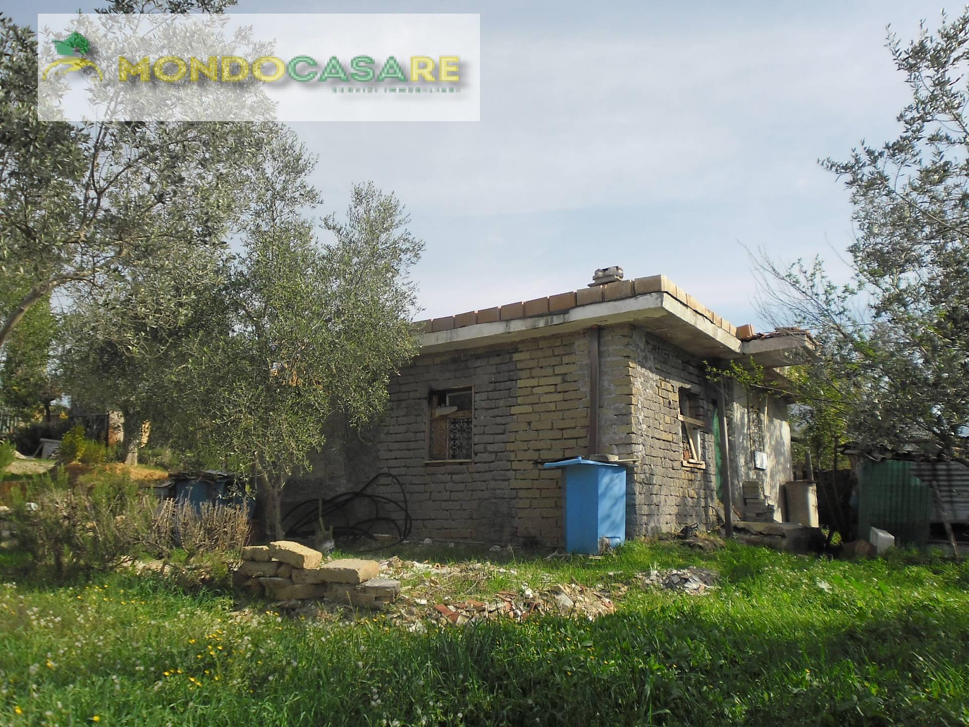 Soluzione Indipendente in vendita a Palombara Sabina, 3 locali, prezzo € 48.000   CambioCasa.it
