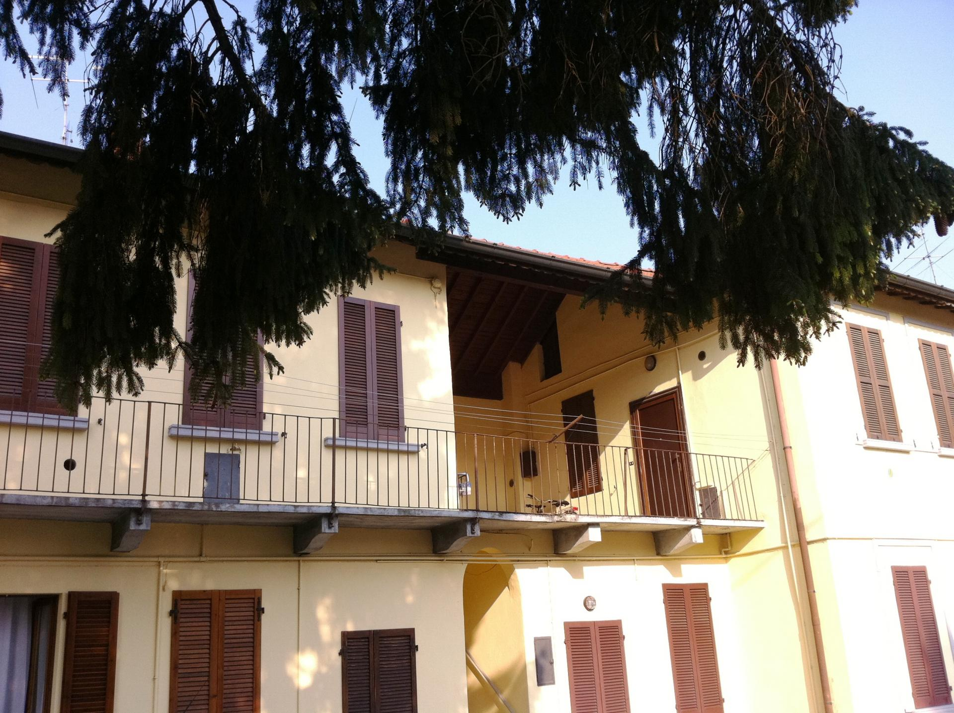 Bilocale Capriate San Gervasio  1
