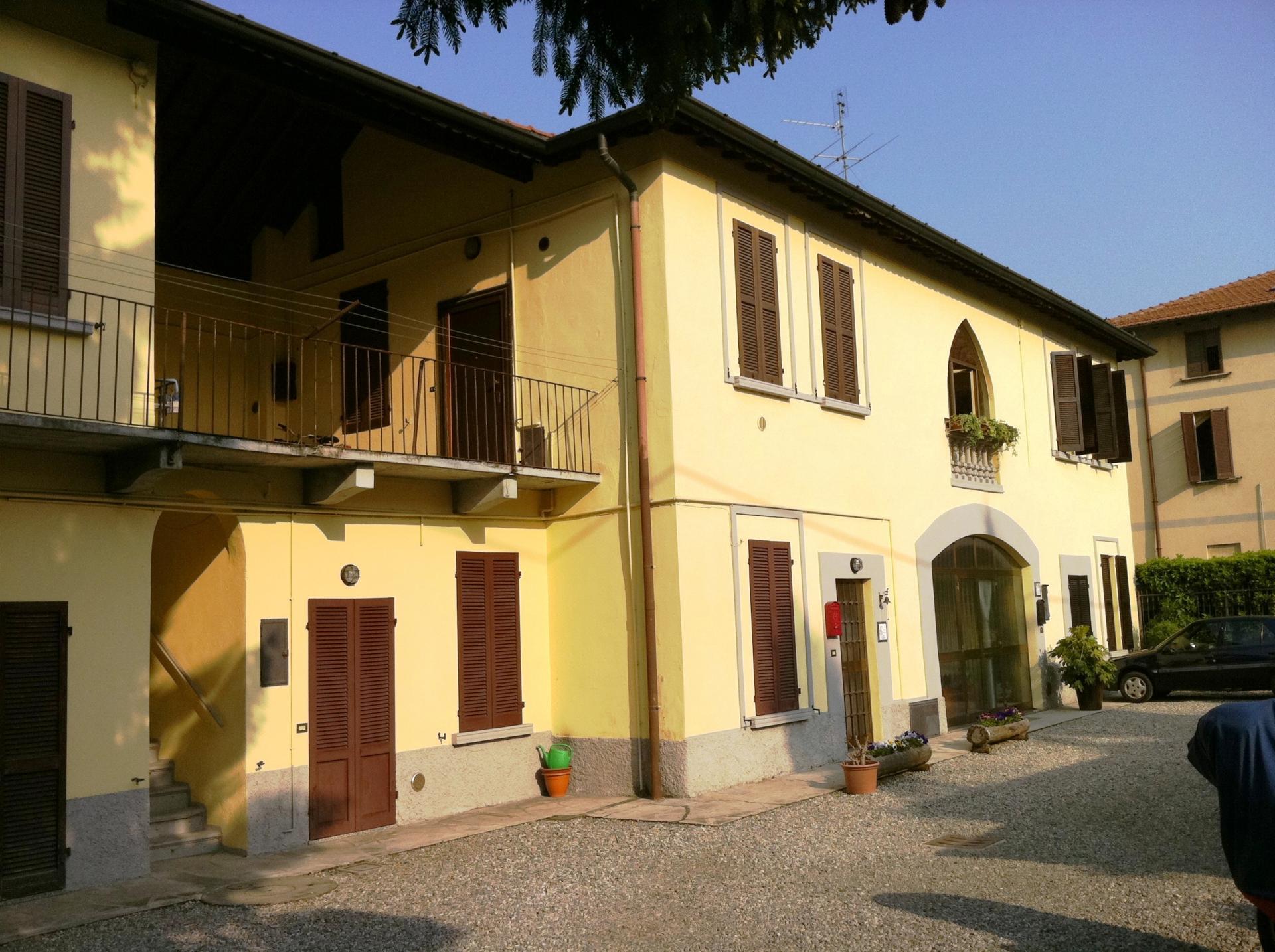 Bilocale Capriate San Gervasio  2