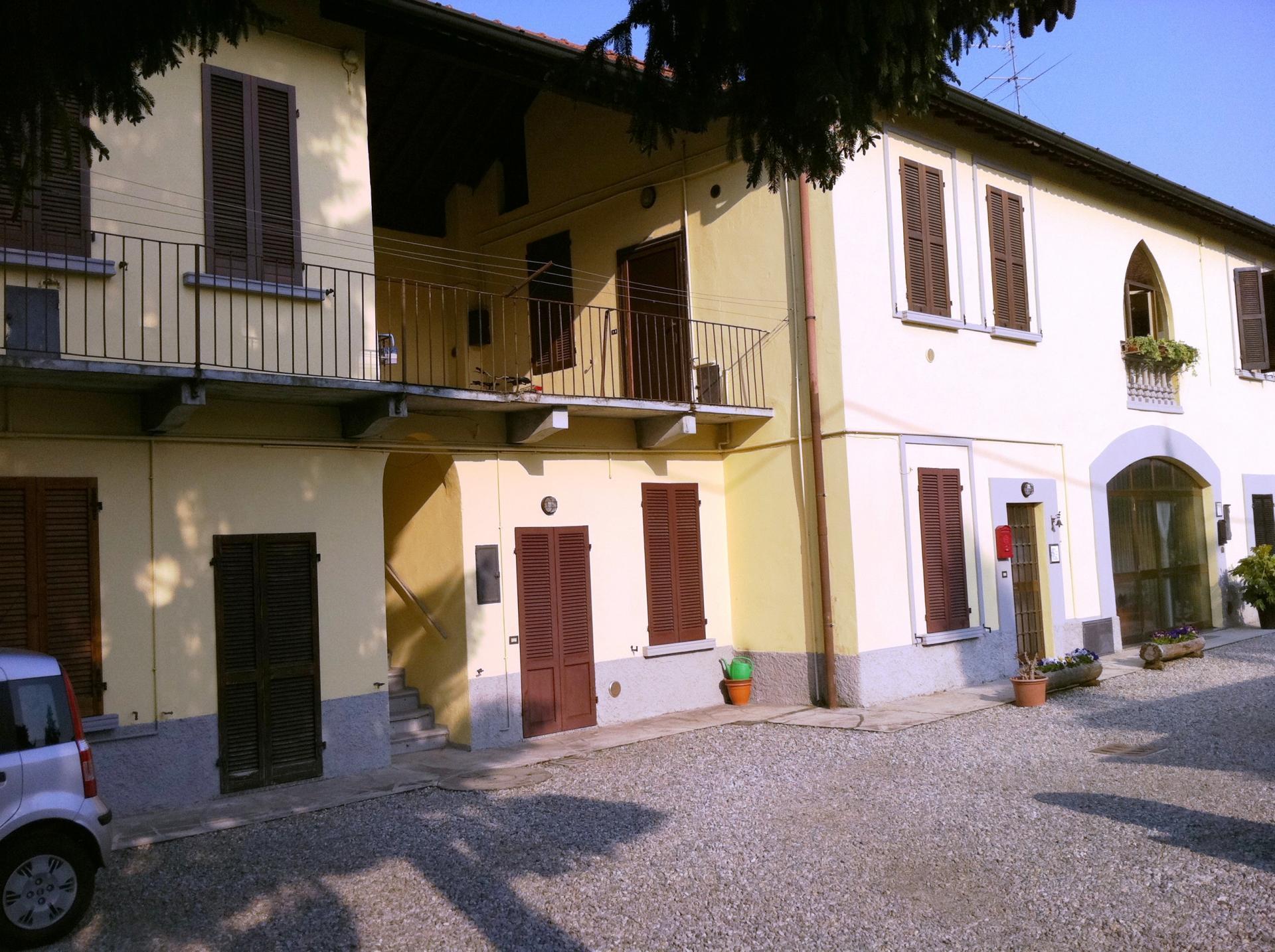 Bilocale Capriate San Gervasio  8