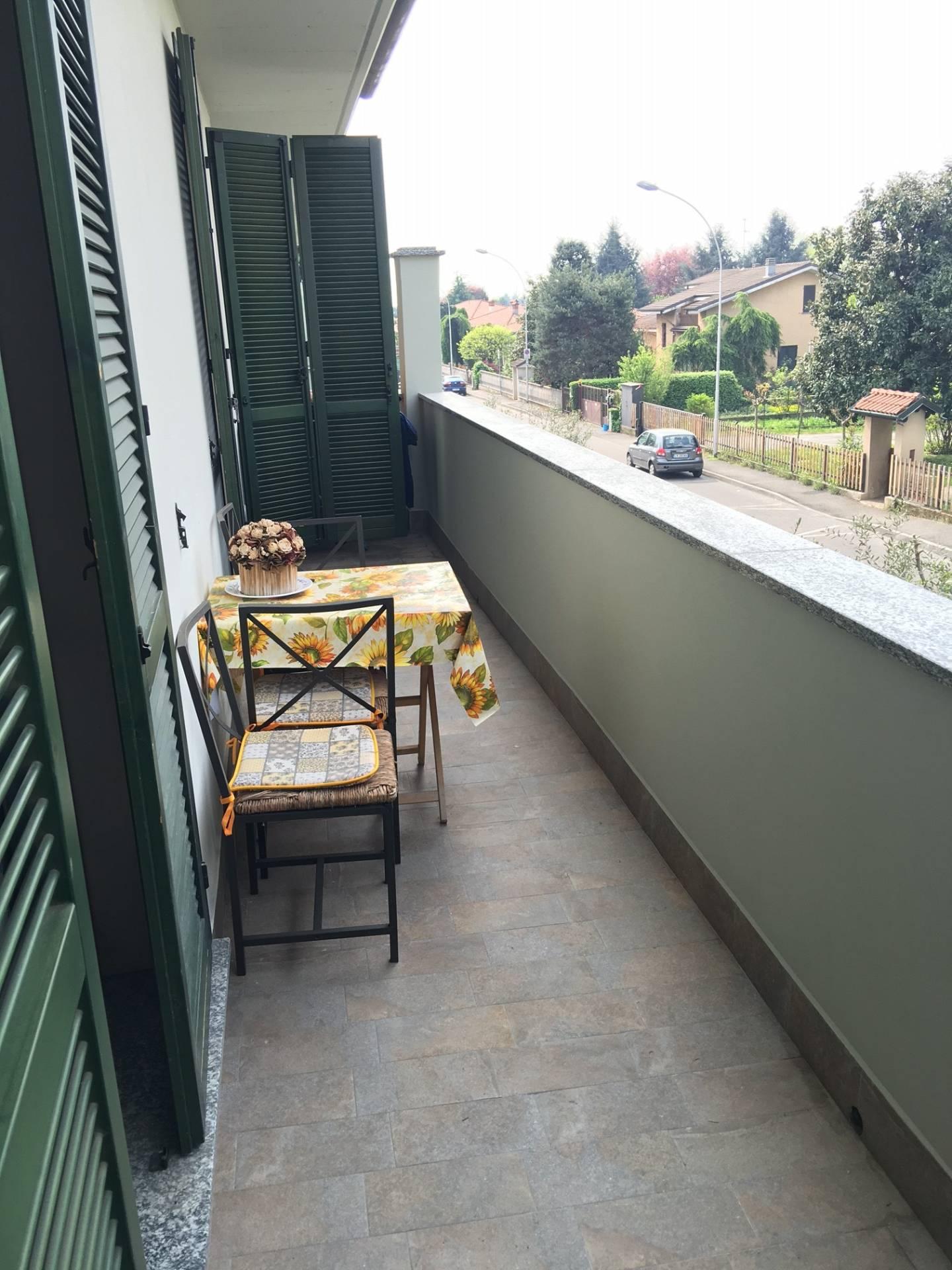 Bilocale Basiano Via Verdi 1