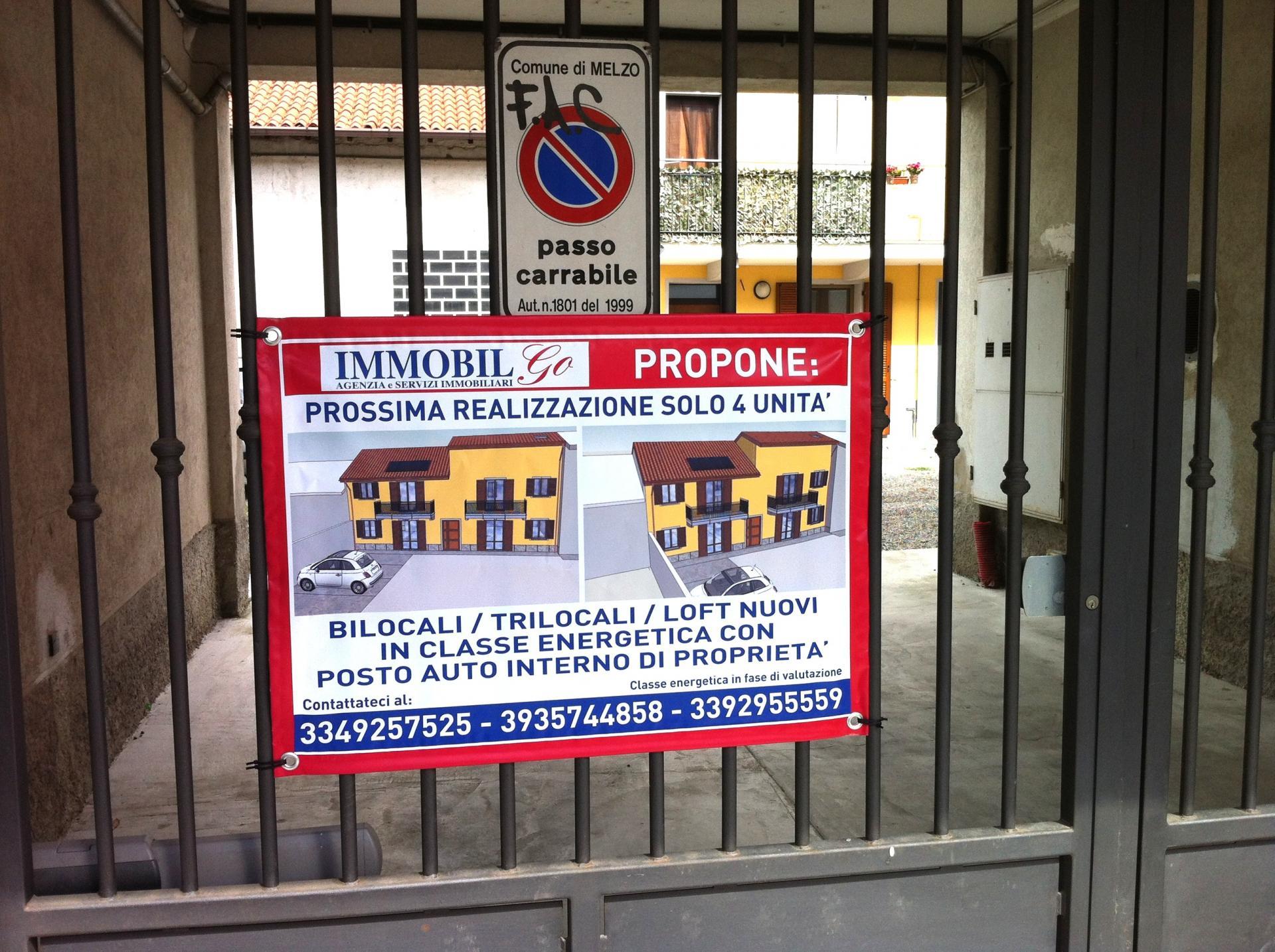 Bilocale Melzo Via Giacomo Matteotti 7