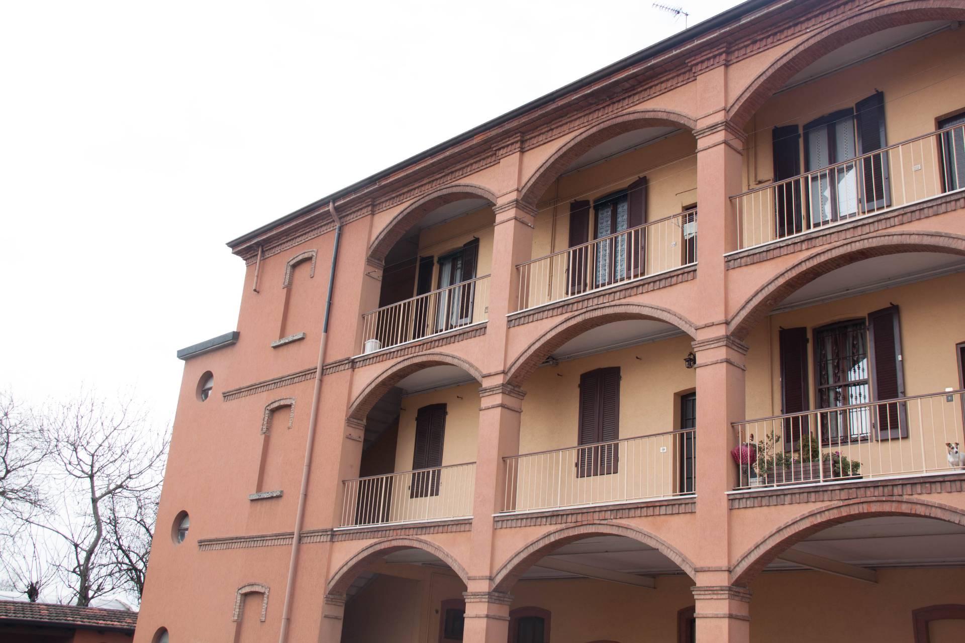Bilocale Capriate San Gervasio Via Crespi 3
