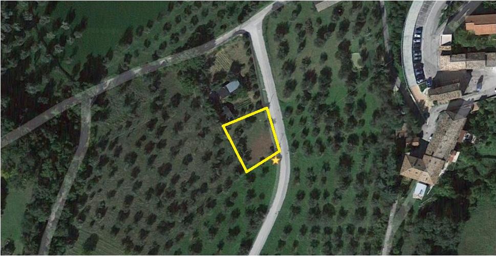 Terreno Edificabile Residenziale in vendita a Teramo, 9999 locali, zona Zona: Frondarola, prezzo € 29.000 | Cambio Casa.it