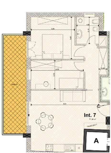 Appartamento in vendita a Giulianova, 3 locali, prezzo € 182.000 | Cambio Casa.it