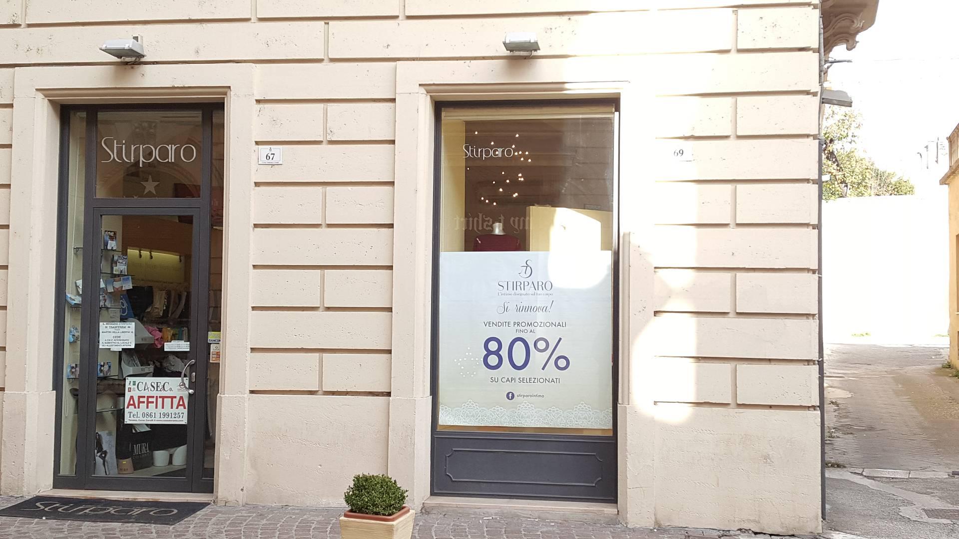 Negozio / Locale in affitto a Teramo, 9999 locali, Trattative riservate | Cambio Casa.it