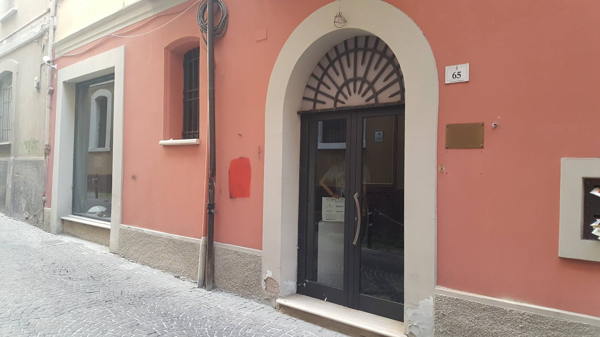 Negozio / Locale in affitto a Teramo, 9999 locali, prezzo € 450 | CambioCasa.it