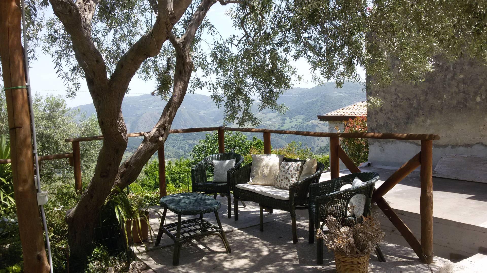 Villa in affitto a Patti, 4 locali, prezzo € 500 | Cambio Casa.it