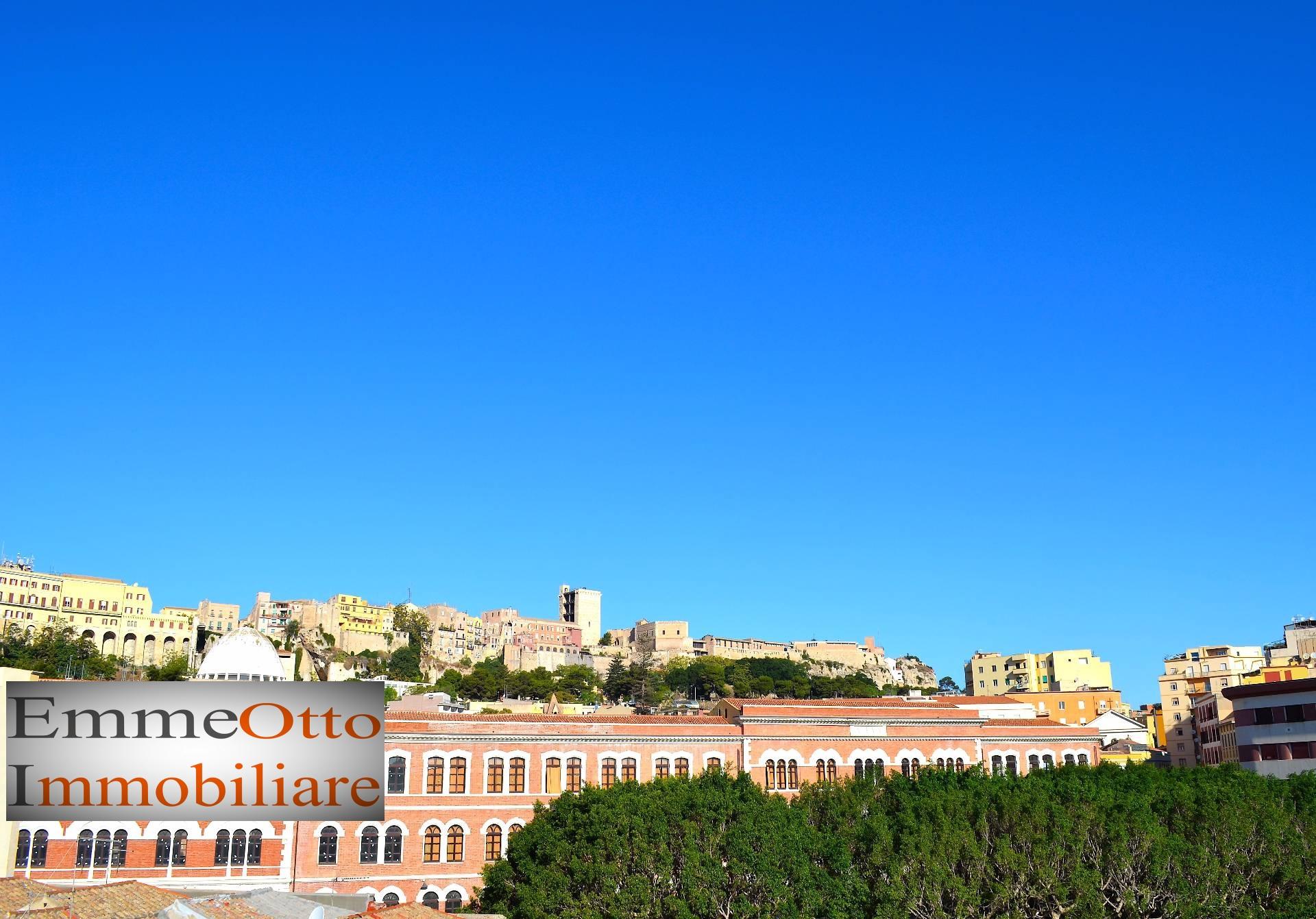 Appartamento in affitto a Cagliari, 4 locali, zona Zona: Villanova, prezzo € 1.250 | CambioCasa.it