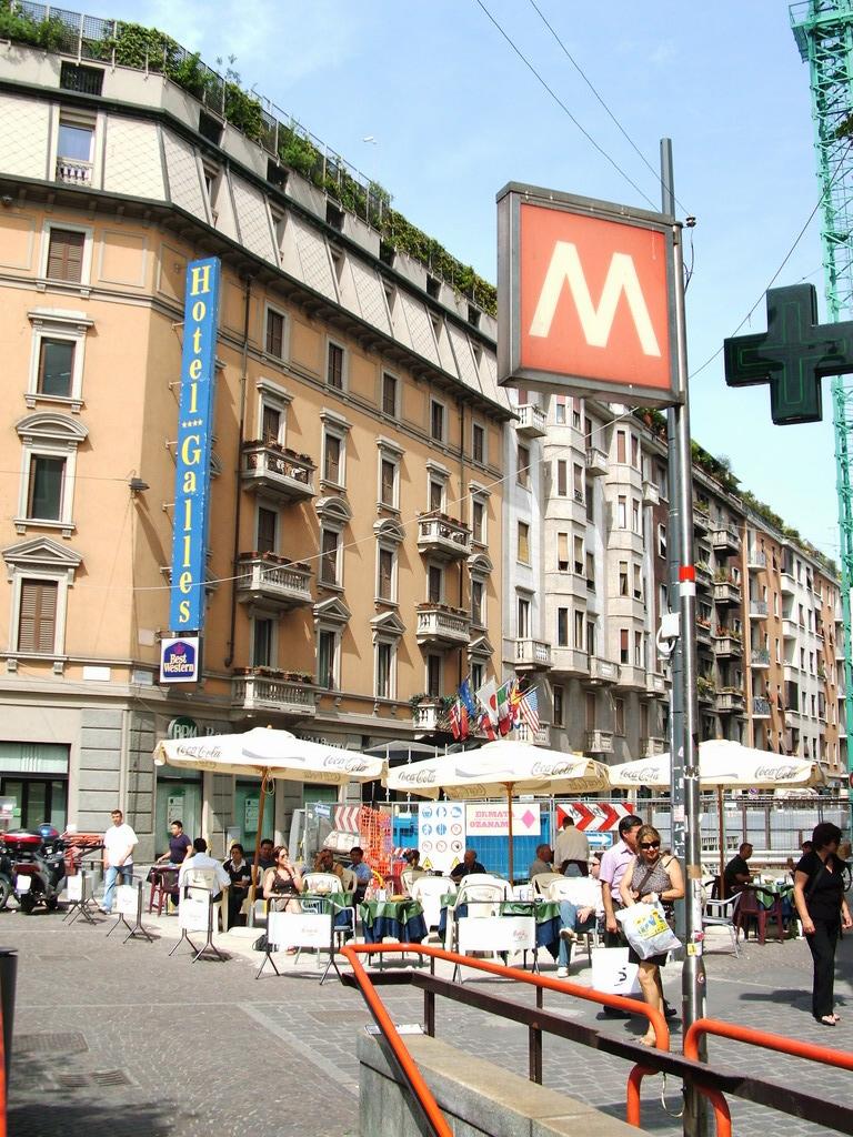 Bilocale Milano Corso Buenos Aires 1