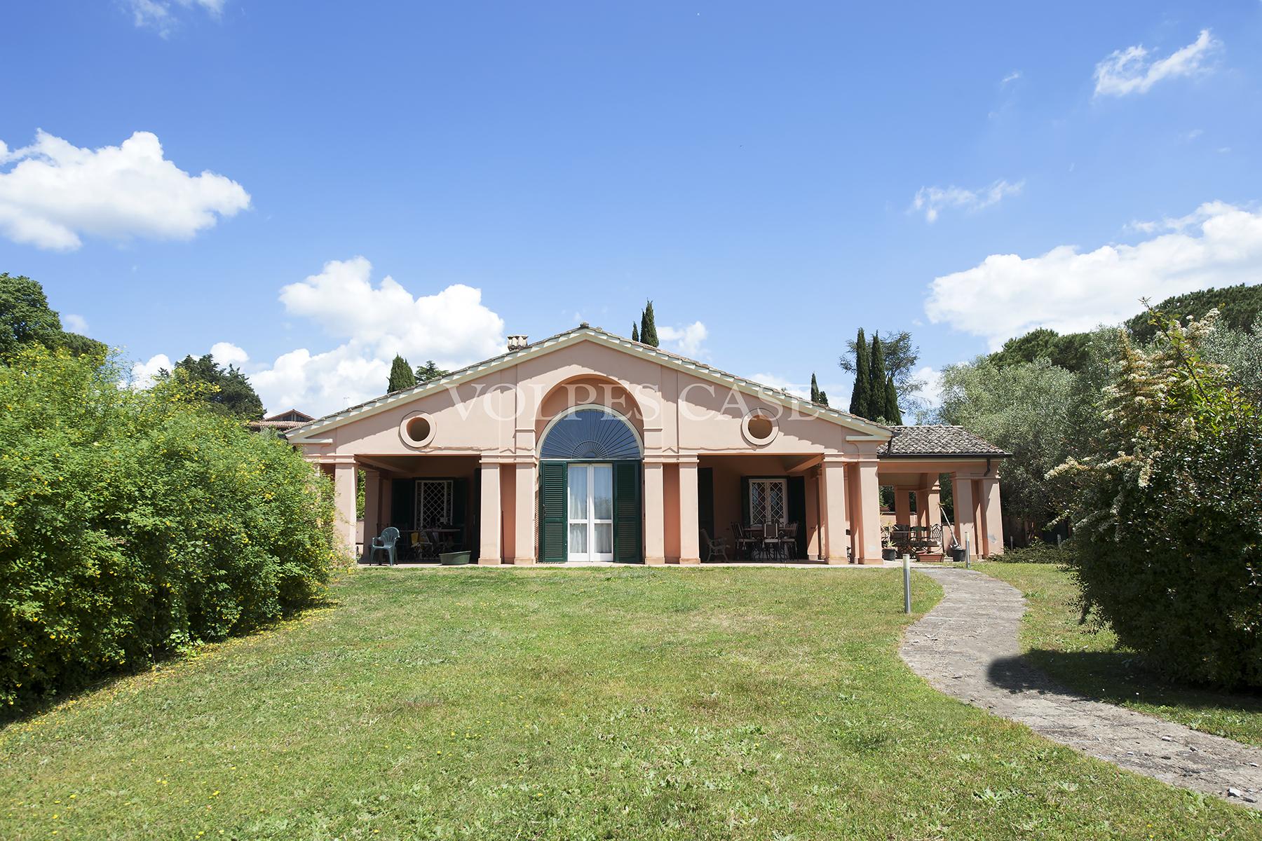 Villa in vendita a Sacrofano, 10 locali, prezzo € 860.000 | CambioCasa.it