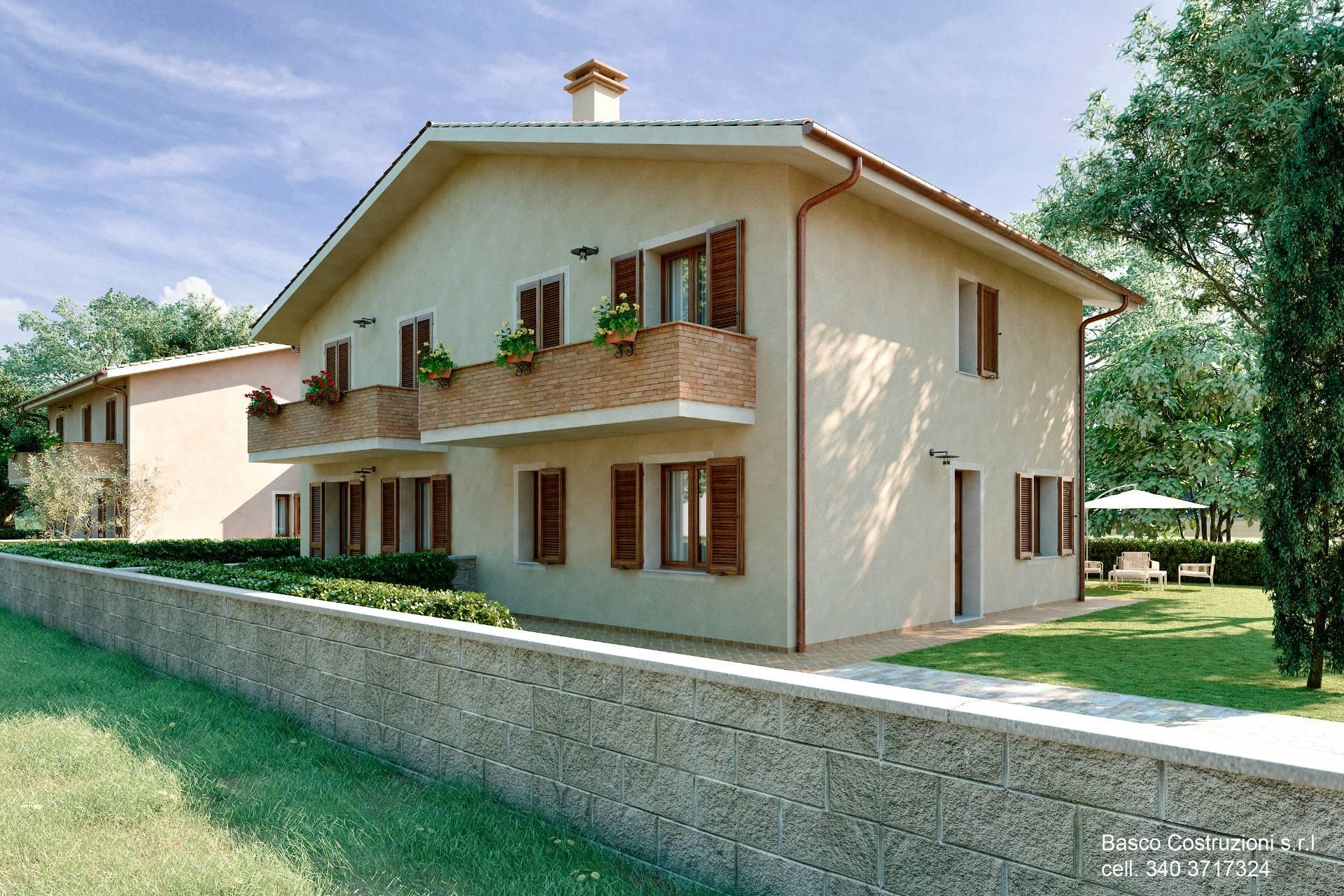 Soluzione Indipendente in vendita a Santa Maria a Monte, 5 locali, zona Località: Montecalvoliinbasso, prezzo € 280.000 | Cambio Casa.it