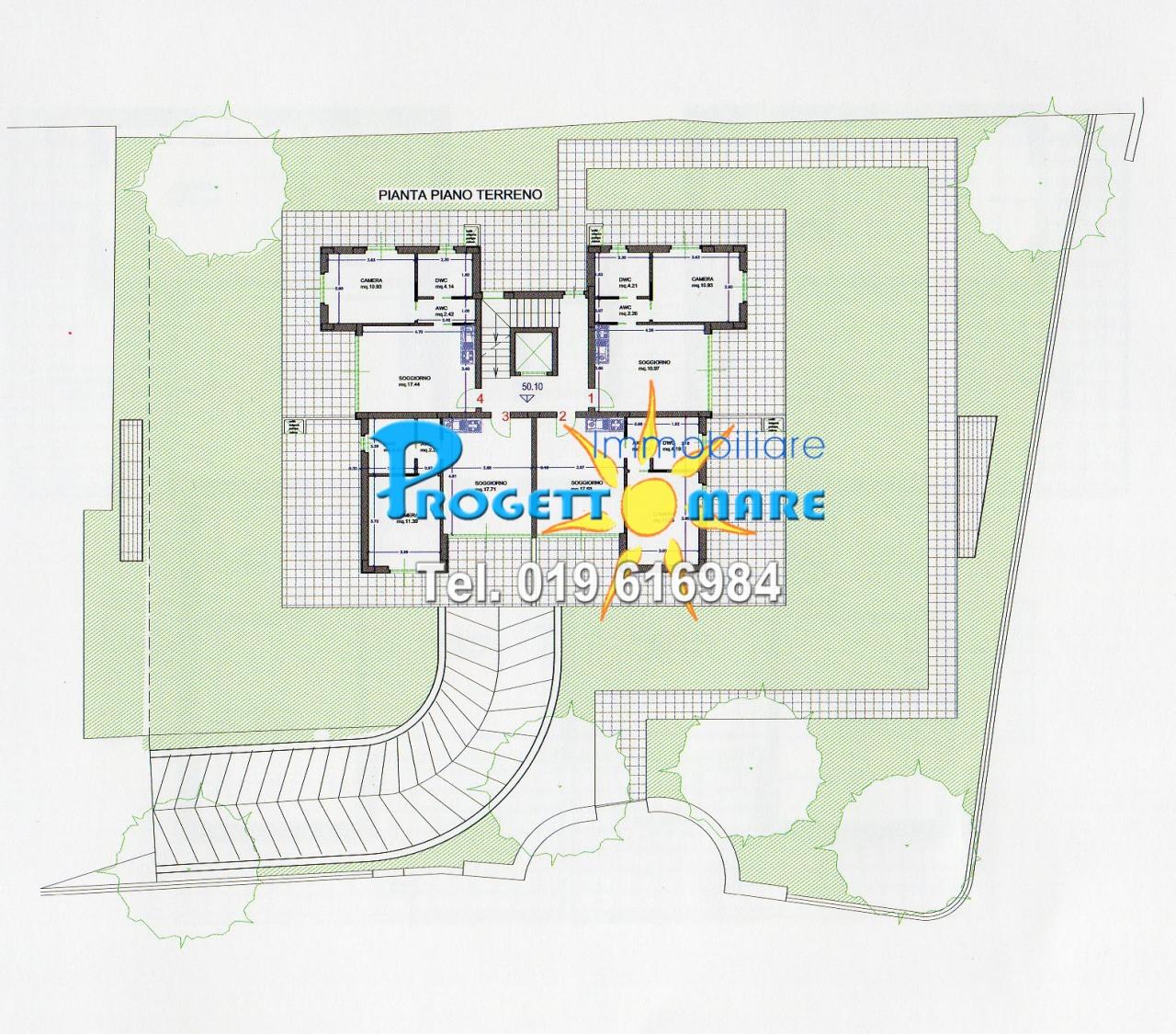 Bilocale Pietra Ligure  2
