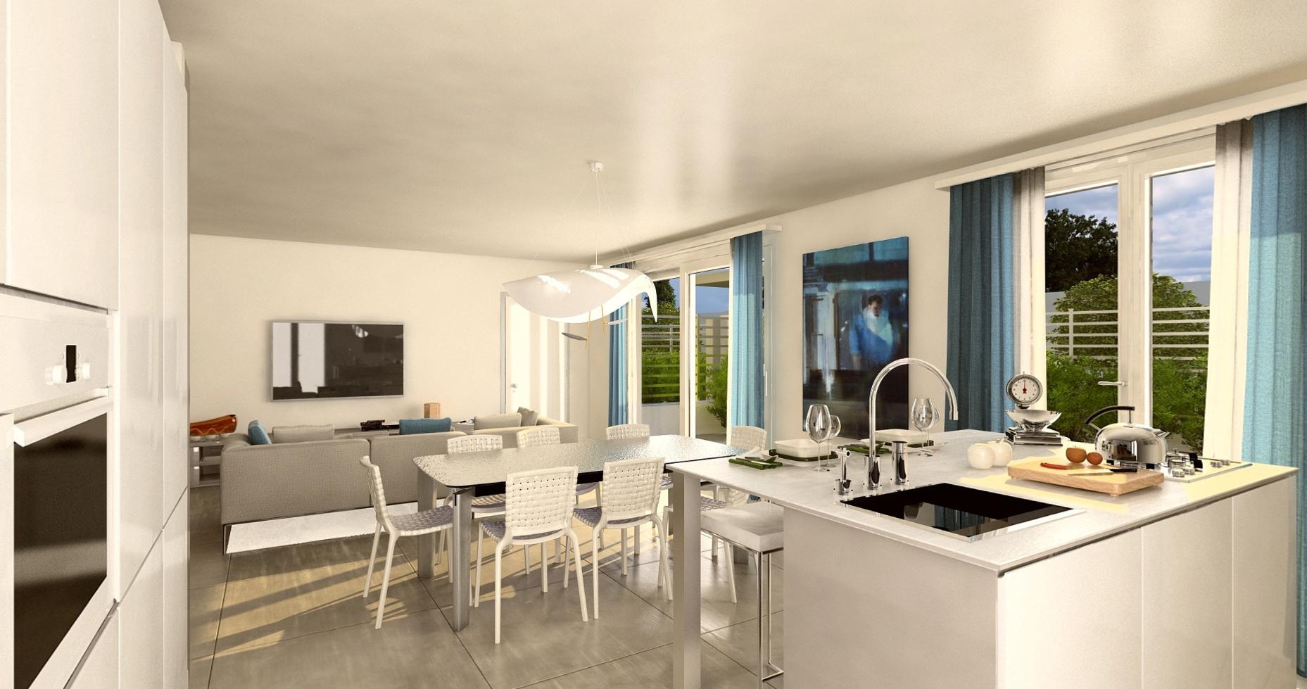 Appartamento in vendita a Gorle, 4 locali, prezzo € 350.000 | CambioCasa.it