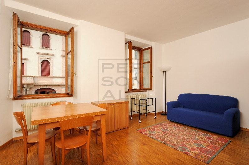 Bilocale Trento Via Armando Diaz 1