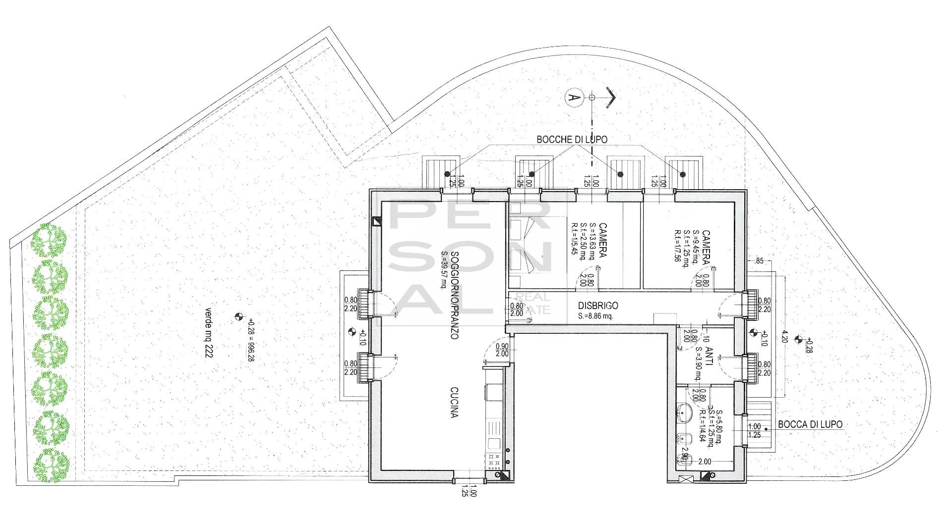 Appartamento in vendita a Cavedine, 5 locali, zona Zona: Stravino, prezzo € 169.000 | CambioCasa.it