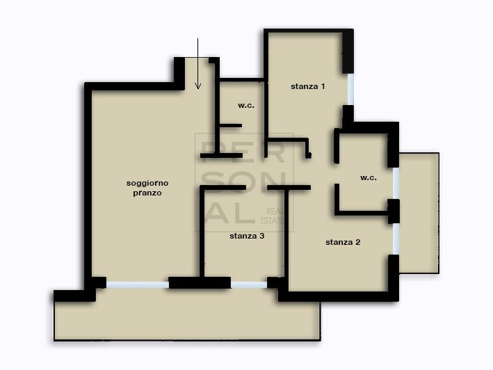 Appartamento in vendita a Lavis, 4 locali, prezzo € 355.000 | CambioCasa.it