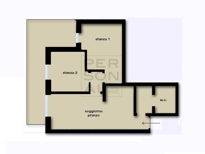 Appartamento in vendita a Lavis, 3 locali, prezzo € 250.000 | CambioCasa.it
