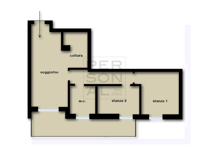 Appartamento in Vendita a Lavis - Cod. A-129