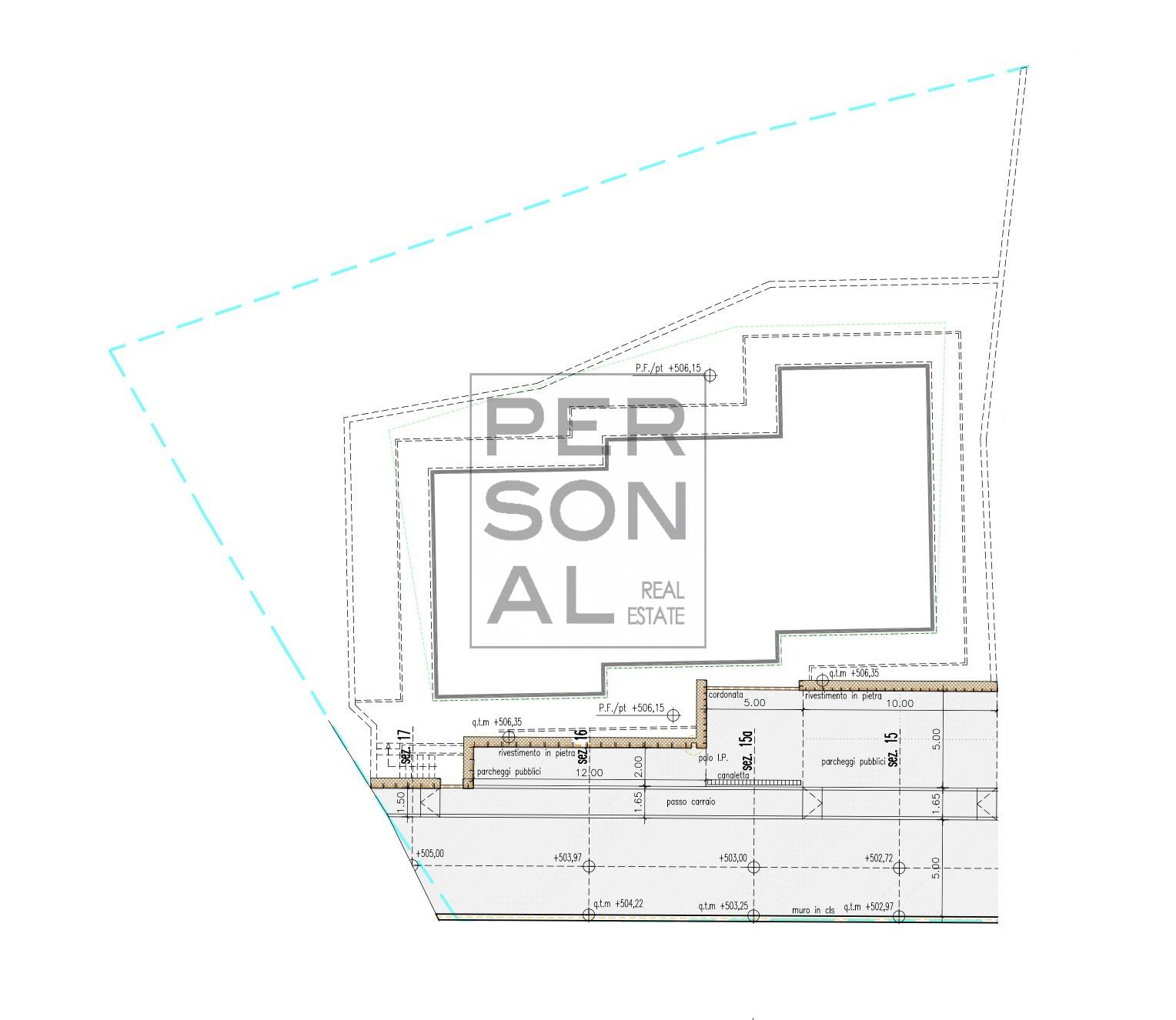 Terreno Edificabile Residenziale in vendita a Pergine Valsugana, 9999 locali, zona Zona: Roncogno, prezzo € 300.000 | CambioCasa.it