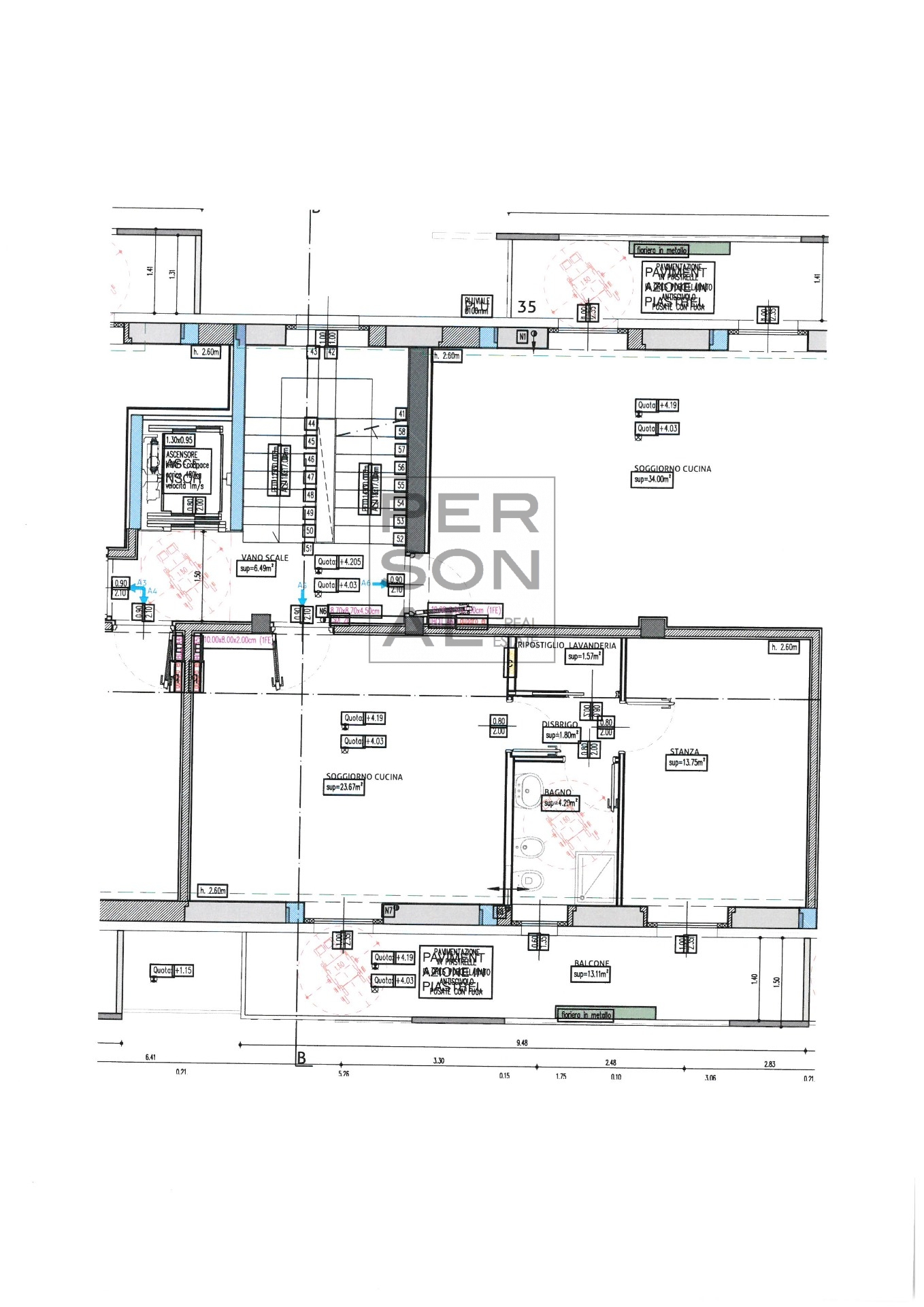 Appartamento in vendita a Mori, 3 locali, prezzo € 175.000 | CambioCasa.it