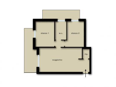 Appartamento in Vendita a Mori