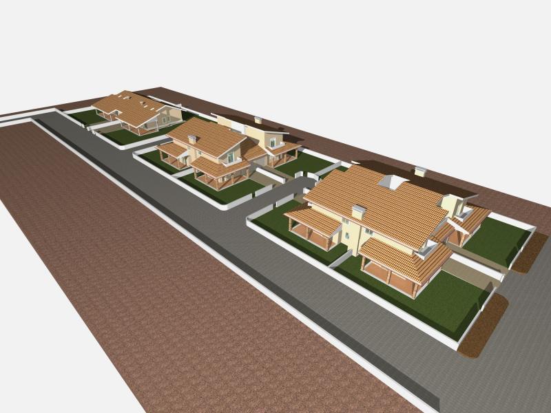 Villa in Vendita a Anzio: 4 locali, 90 mq
