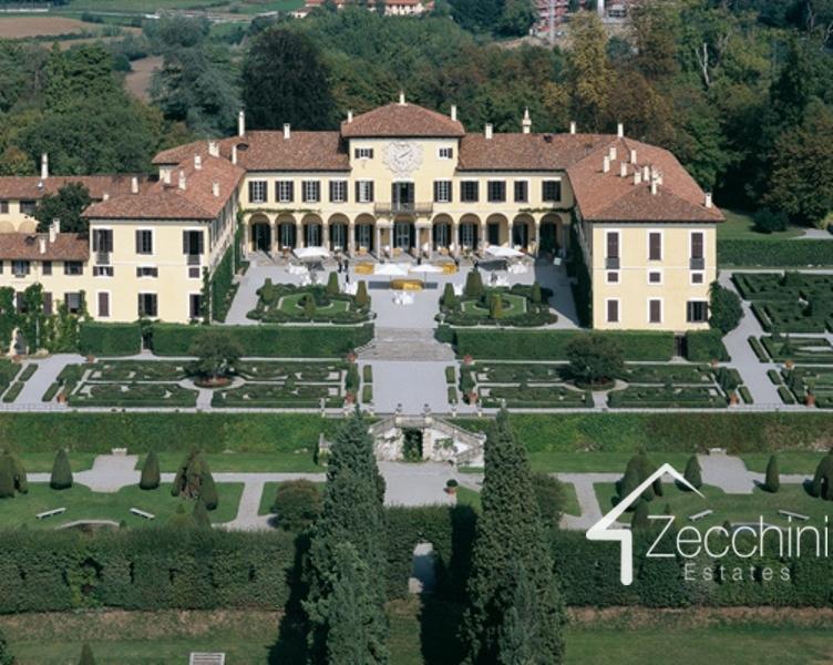 Villa in vendita a Imbersago, 20 locali, prezzo € 18.000.000 | Cambio Casa.it