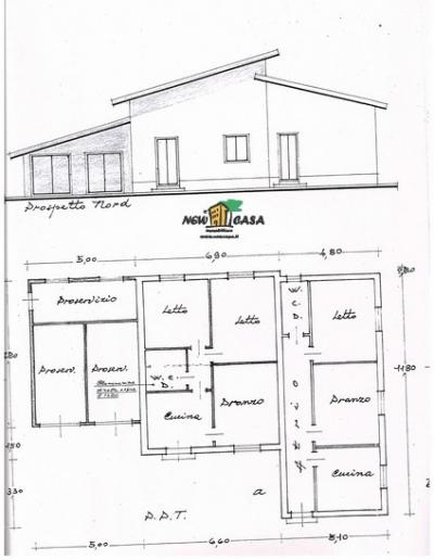 Casa singola in Vendita a Cervia
