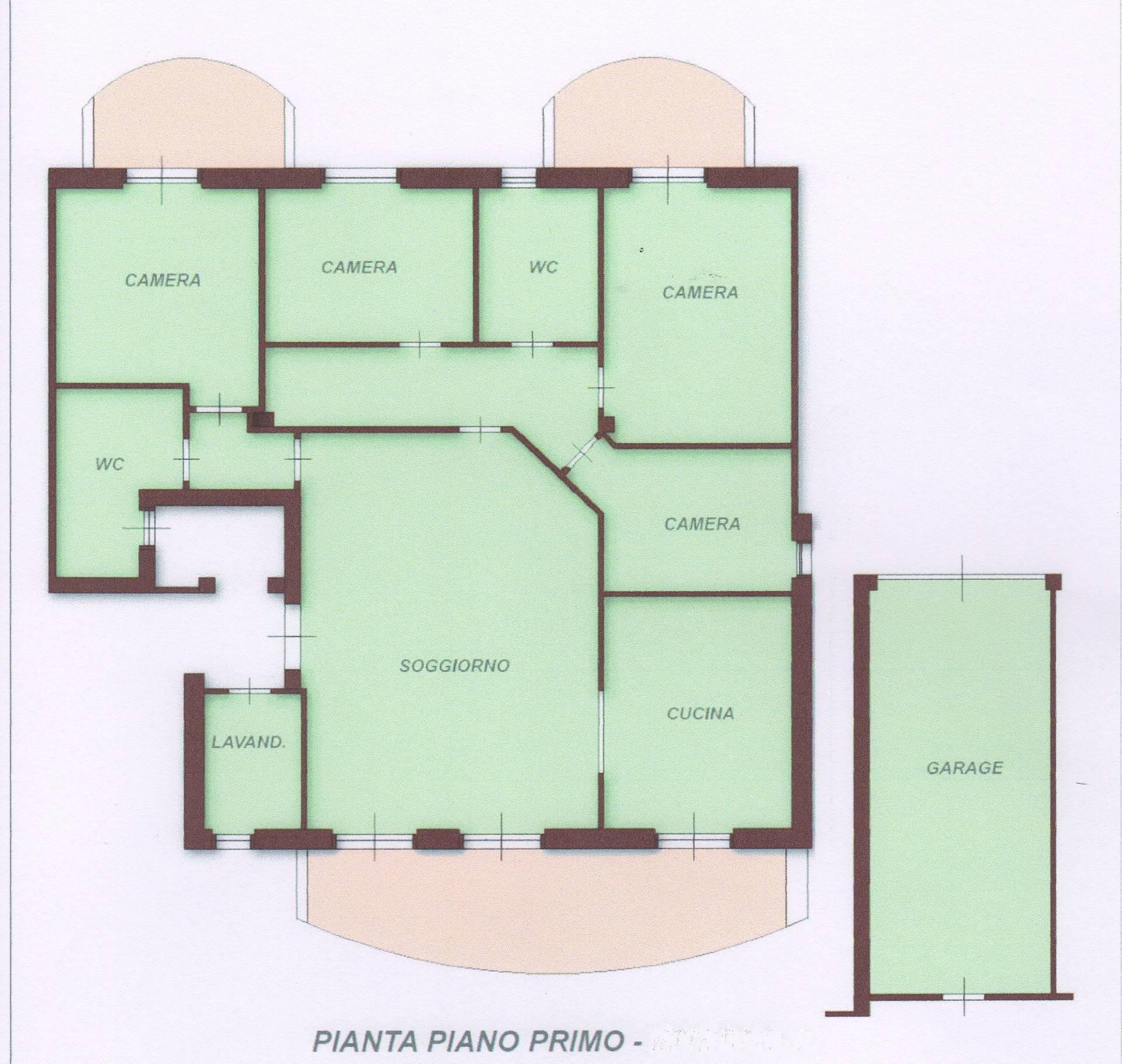 Appartamento in vendita a Monteprandone, 6 locali, zona Località: CENTOBUCHISOPRALASALARIA, prezzo € 256.000   CambioCasa.it