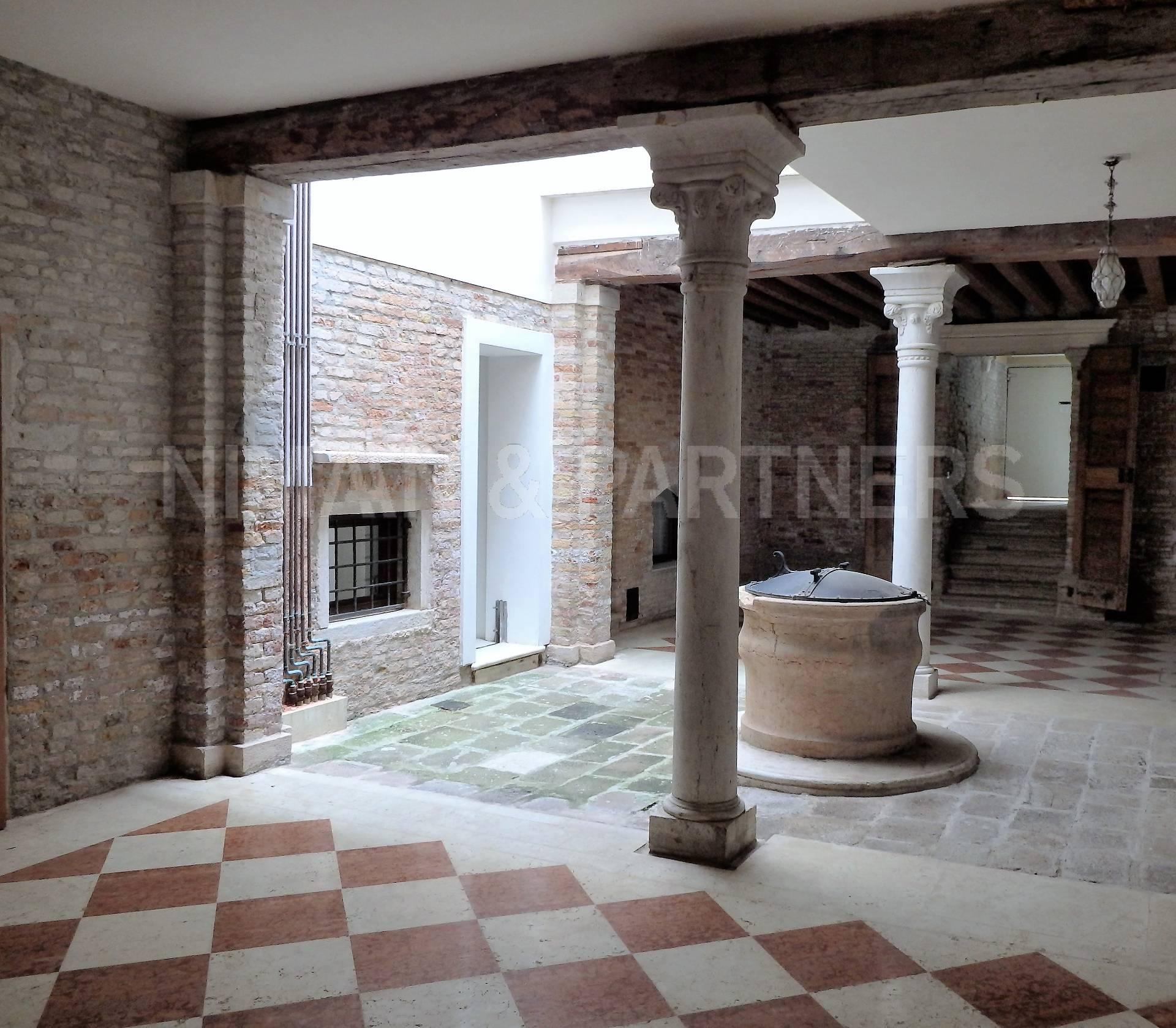 Bilocale Venezia Sestiere Castello 1