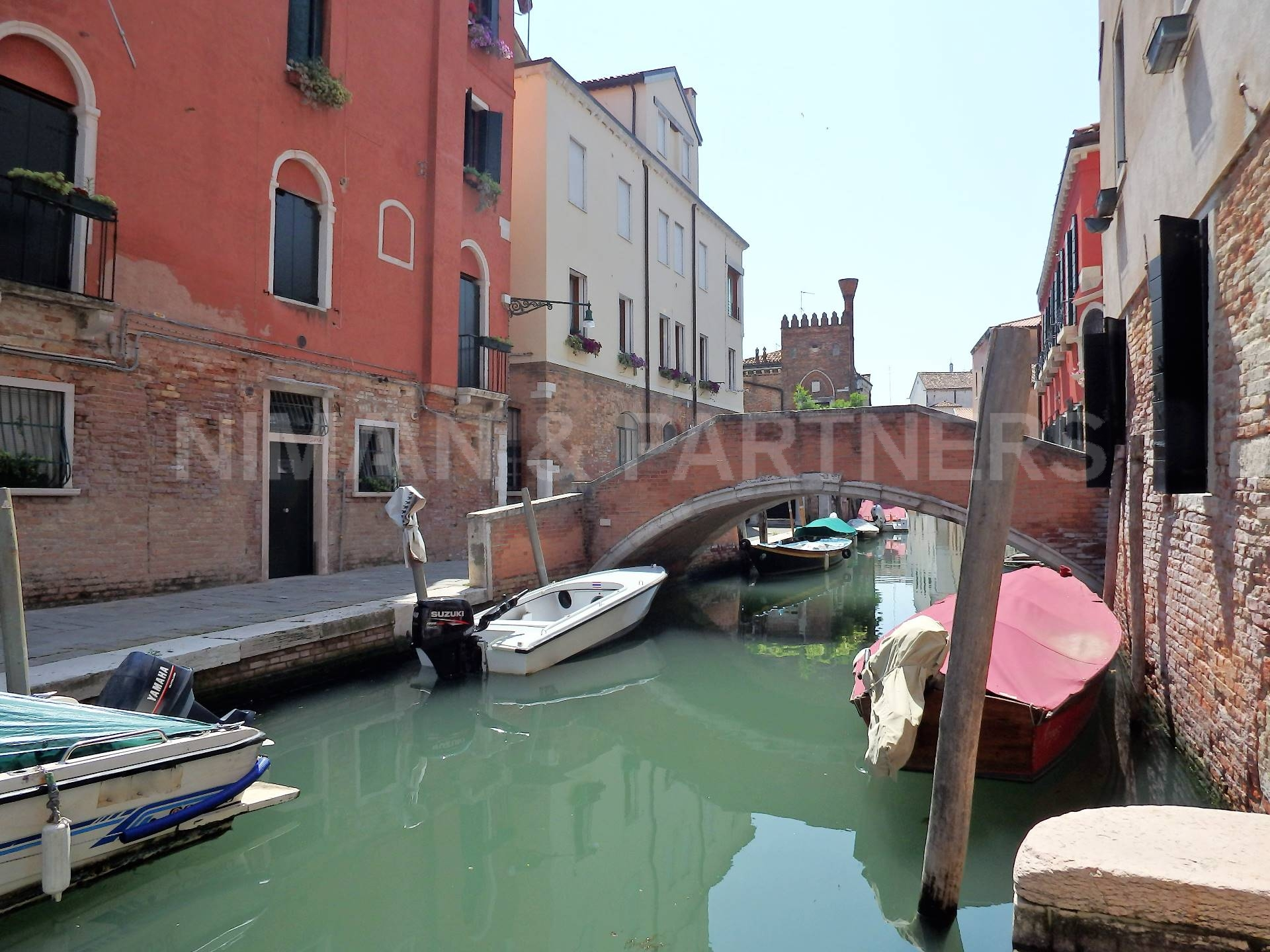 Bilocale Venezia Dorsoduro 2