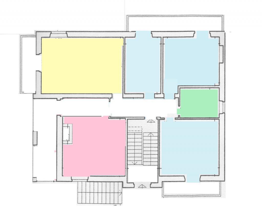 Appartamento in vendita a Massignano, 5 locali, zona Località: VillaS.i, prezzo € 130.000 | CambioCasa.it