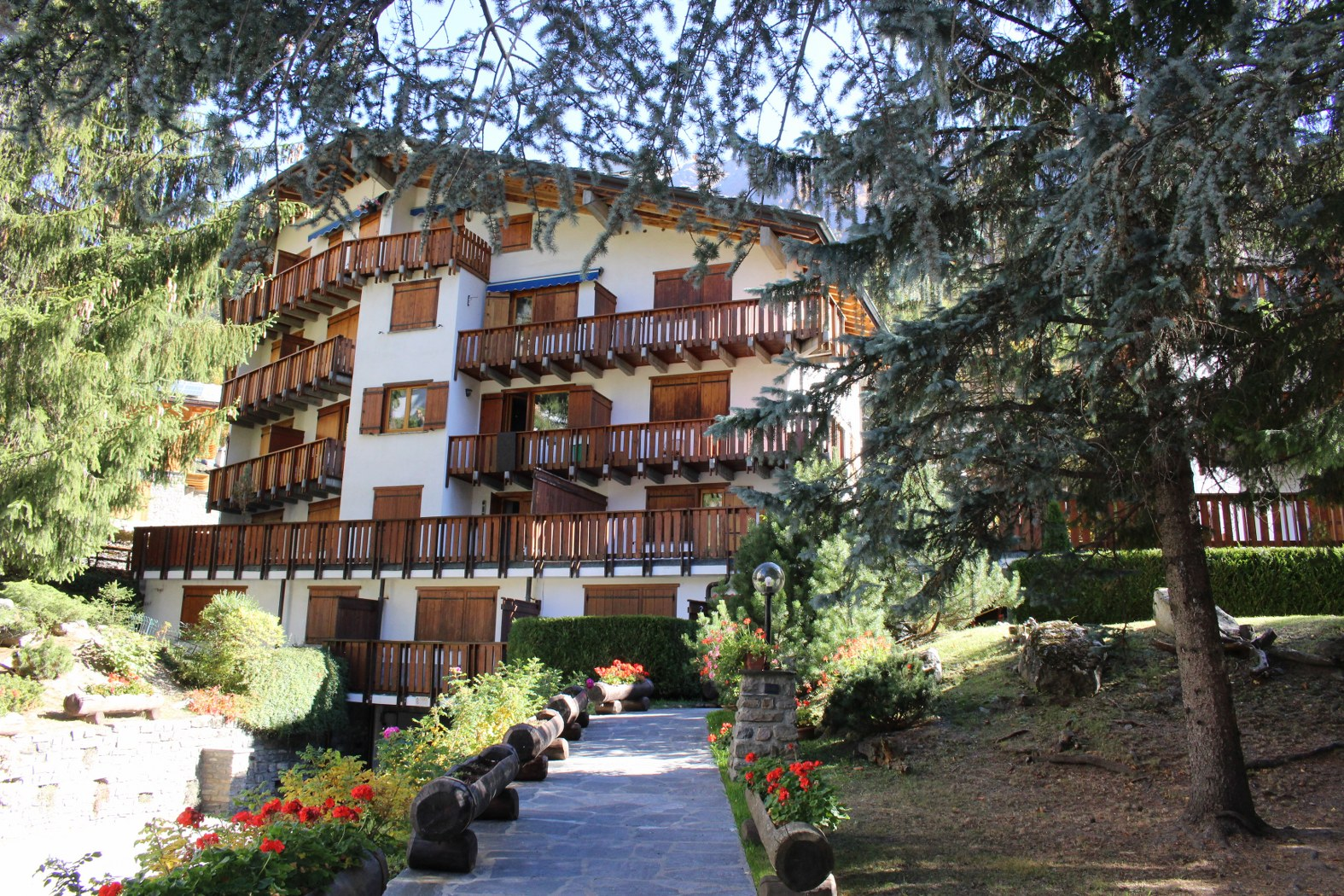 Appartamento in Vendita a Prè-Saint-Didier