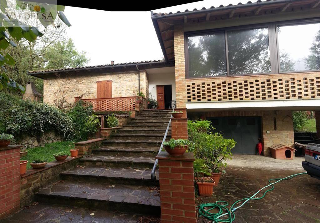 Villa in vendita a San Gimignano, 6 locali, zona Località: PANCOLE, prezzo € 620.000 | Cambio Casa.it