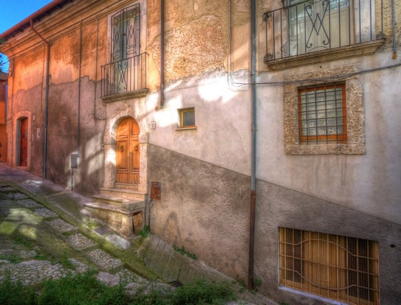 Appartamento in vendita a Arpino, 7 locali, Trattative riservate | Cambio Casa.it