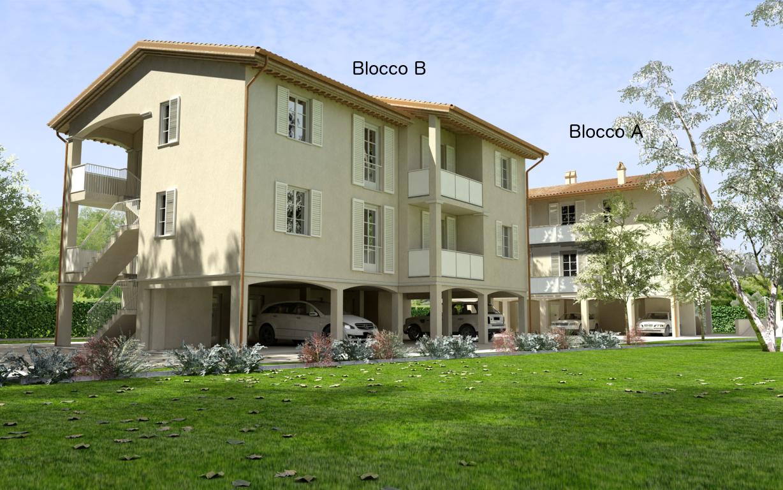 Appartamento in vendita a Santa Maria a Monte, 3 locali, zona Zona: Ponticelli, prezzo € 119.000 | CambioCasa.it