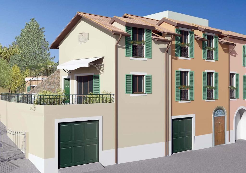 Appartamento in vendita a Toirano, 3 locali, prezzo € 220.000 | Cambio Casa.it