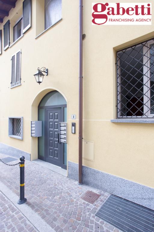 Bilocale Castello di Brianza Via Fontana 9