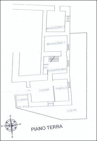 Soluzione Semindipendente in vendita a Venarotta, 9999 locali, prezzo € 35.000 | Cambio Casa.it