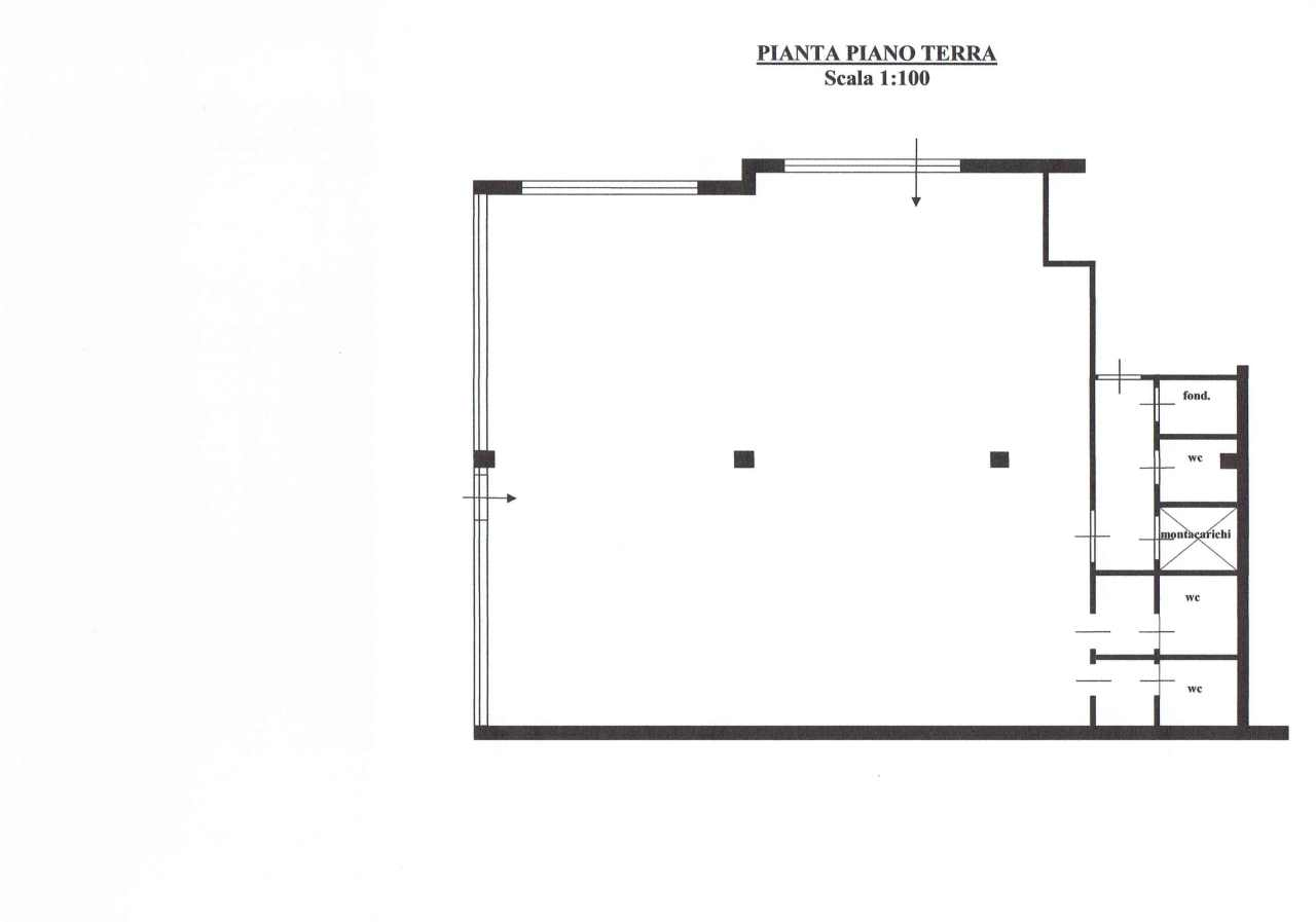 Attività / Licenza in affitto a Ascoli Piceno, 9999 locali, prezzo € 950 | CambioCasa.it